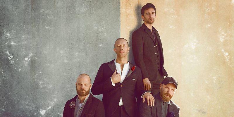 Neues Coldplay Album steht wohl kurz vor Veröffentlichung