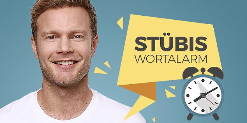 Jetzt anmelden für Stübis Wortalarm