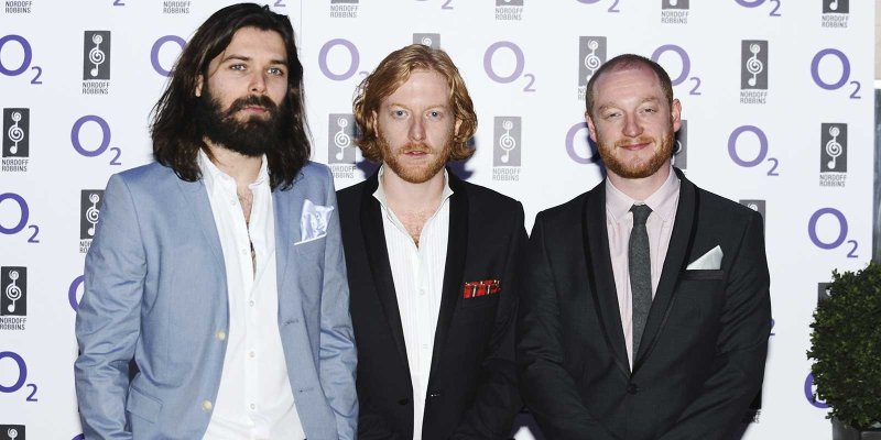 Biffy Clyro mit neuem Album am Start