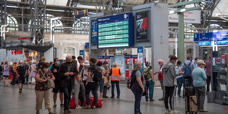 Erneuter Streik Der Gdl Lokfuhrer Bei Der Deutschen Bahn Radio Hamburg